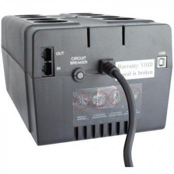 Джерело безперебійного живлення Powercom CUB-850E USB Powercom (CUB.850E.USB)