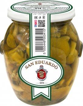 Опята San Eduardo натуральные деликатесные 314 мл (5055448003415)