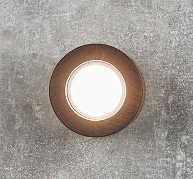 Стельовий світильник Iterna CEILING C Темний (LW007)