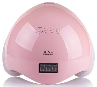 Лампа SUN LED+UV 5 PINK 48W для полимеризации