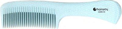 Гребень Hairway Eco Голубой 225 мм (4250395418119)