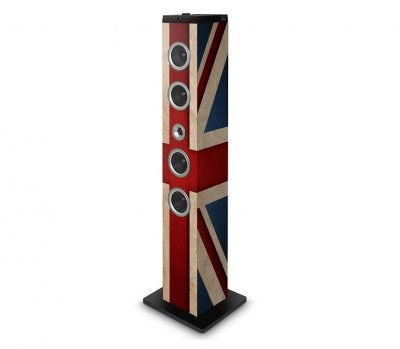 Колонка акустика bigben interactive аудіосистема мультимедіа UK FLAG