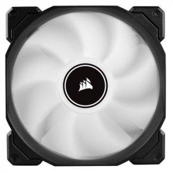 Кулер для корпуса CORSAIR AF140 LED (2018) White (CO-9050085-WW)