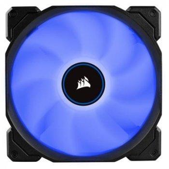Кулер для корпуса CORSAIR AF140 LED (2018) Blue (CO-9050087-WW)