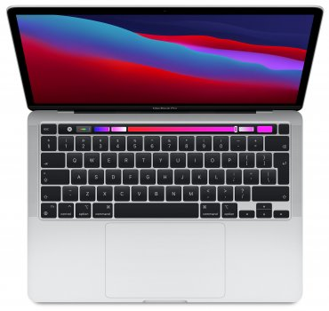 """Ноутбук Apple MacBook Pro 13"""" M1 256GB 2020 (Z11D000Y5) Silver"""