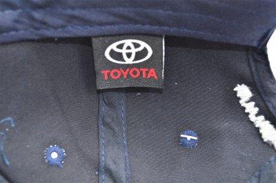Кепка Sport Line c автомобильным логотипом Toyota темно-синяя (S 0919-124)