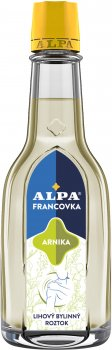 Францовка Alpa Арника для массажа тела 60 мл (85929739)