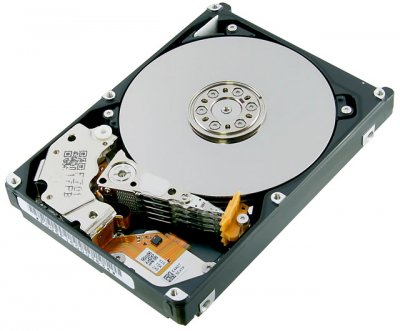 Жесткий диск Toshiba Enterprise Capacity 8ТB 7200rpm 256MB MG06ACA800E 3.5 SATA III
