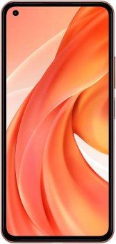 Мобільний телефон Xiaomi Mi 11 Lite 6/64 GB Peach Pink (M2101K9AG)