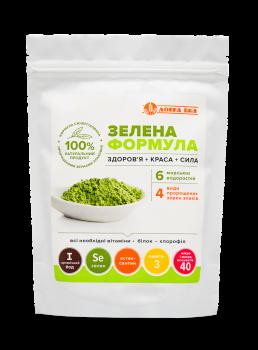 """Зелена формула 150 гр """"Добра Їжа"""""""
