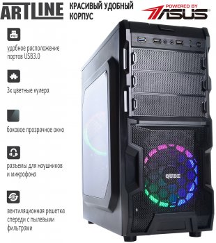 Комп'ютер ARTLINE Gaming X39 v38