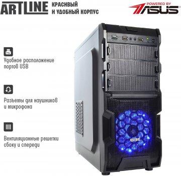 Компьютер ARTLINE Gaming X44 v17
