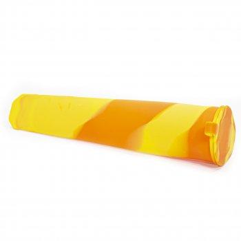 Силиконовая форма CUMENSS N02067 Yellow + Orange для мороженого и фруктового льда