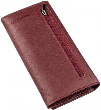 Женский кошелек кожаный ST Leather Accessories 18855 Красный