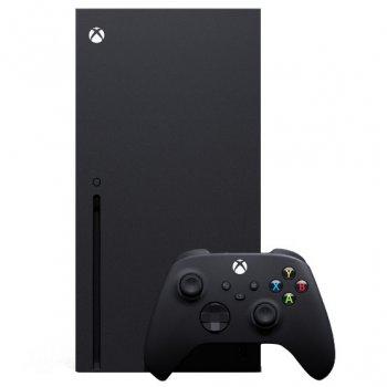 Стационарная игровая приставка Microsoft Xbox Series X 1TB + Wireless Controller х 2 шт (Black) [53427]