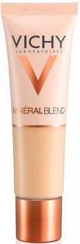 Тональный крем Vichy Mineralblend Cream Увлажняющий Gypsum 03 30 мл (3337875641906)