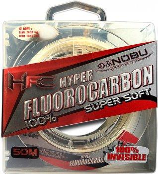 Флюорокарбон Lineaeffe FF NOBU HFC 50 м 0.145 мм 2.34 кг Прозрачный (3043114)