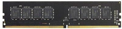 Пам'ять 8Gb DDR4, 2666 MHz, AMD Radeon R7, 16-16-16-38, 1.2 V, з радіатором (R748G2606U2S-U)