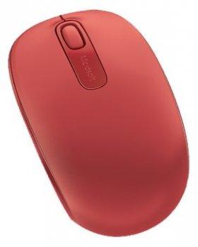 Мышь Microsoft Mobile Mouse 1850 WL Flame Red
