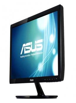 """Монітор LCD 18.5"""" Asus VS197DE D-Sub, 1366x768, 5ms"""