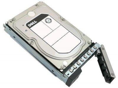 НЖМД Dell, EMC 600GB 10K RPM SAS 12Gbps 512n 3.5 in HYB CARR Hot-plug