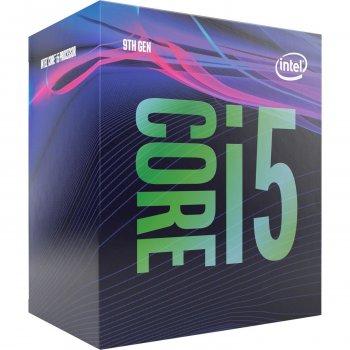 ЦПУ Intel Core i5-9400 6/6 2.9GHz 9M LGA1151 65W box