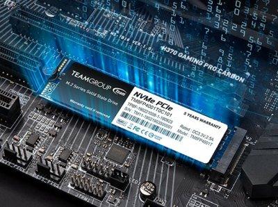 Team MP34 M. 2 PCIe SSD[TM8FP4256G0C101]
