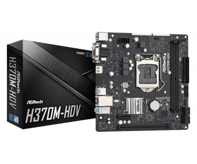 ASRock H370M-HDV