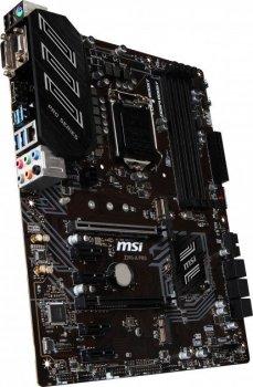Материнська плата MSI Z390-A_PRO s1151 Z390 4xDDR4 M. 2 DP-DVI-VGA ATX