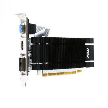 Відеокарта MSI GeForce GT730 2GB DDR3 low profile silent