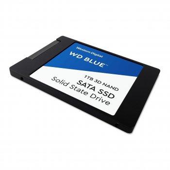 """Твердотільний накопичувач SSD 2.5"""" 1TB WD Blue SATA TLC"""