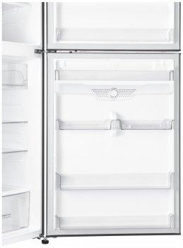 Холодильник LG GR-H802HMHZ c верхньою морозильною камерою/184 см/630 л/ А++/лінійний компр./срібло.