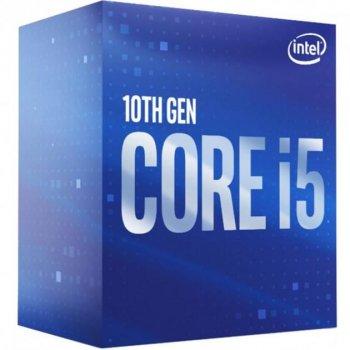 ЦПУ Intel Core i5-10400F 6/12 2.9GHz 12M LGA1200 65W w/o graphics box
