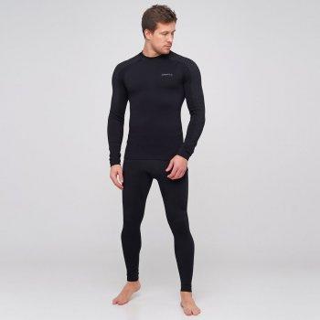 Мужские термолеггинсы Craft Adv Warm Fuseknit Intensity Pants M Черный (cra1909734-999000)