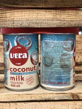 Кокосовое молоко Vera Coconut milk 400мл