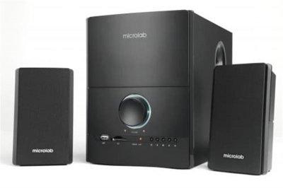 Акустична система Microlab M-500U Black