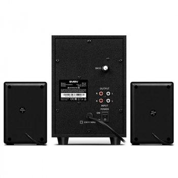Акустична система Sven MS-110 Black