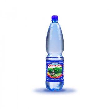 Вода мінеральна Драгівська Шаянські мінеральні води газована 1.5 л (4820026950037)
