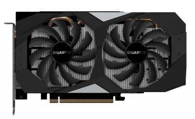Gigabyte PCI-Ex GeForce RTX 2060 OC 6GB GDDR6 (192bit) (1755/14000) (1 x HDMI, 3 x Display Port) (GV-N2060OC-6GD + Z390 D)