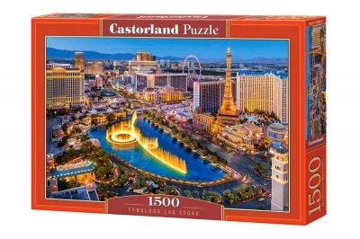 Пазли Сastorland Казковий Лас-Вегас, Fabulous Las Vegas на 1500 елементів