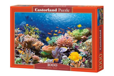 Пазли Сastorland Кораловий риф на 1000 елементів