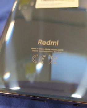 Мобильный телефон Xiaomi Redmi Note 9S 4/64GB Interstellar Grey (865029056405981) - Уценка