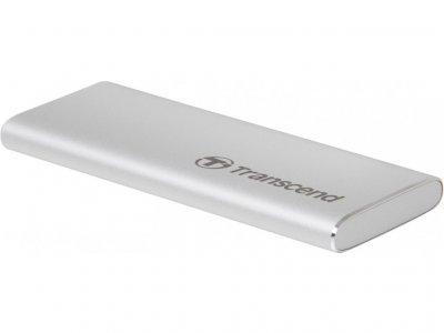SSD накопичувач TRANSCEND USB 3.1 Gen 2 ESD240C 240GB (TS240GESD240C)