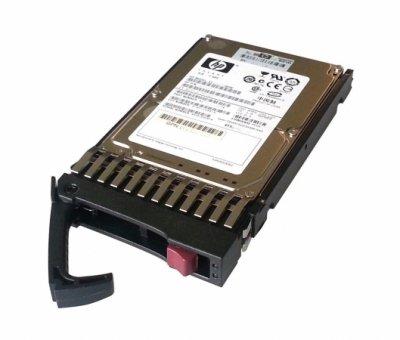 """Жесткий диск HP 146.8ГБ 10000RPM 16МБ SAS 2.5"""" (418367-S21)"""