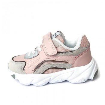 Кросівки American Club BS07/21 світло-рожеві