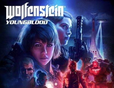 Игра Wolfenstein: YoungBlood (Steam) (PC) (Ключ активации Steam)