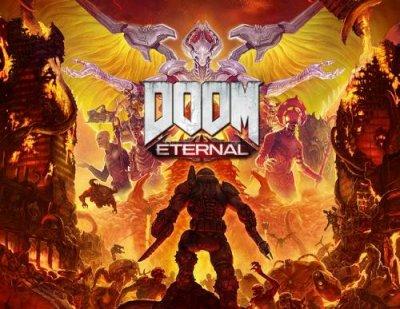 Игра DOOM Eternal (PC) (Ключ активации Steam)
