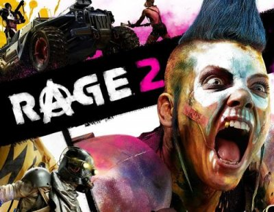 Игра Rage 2 (PC) (Ключ активации Bethesda)