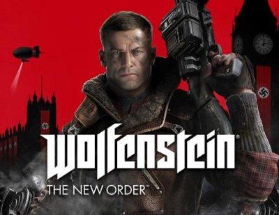 Игра Wolfenstein : The New Order (PC) (Ключ активации Steam)
