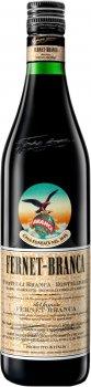 Ликер Fratelli Fernet Branca 1 л 39% (8004400001003)